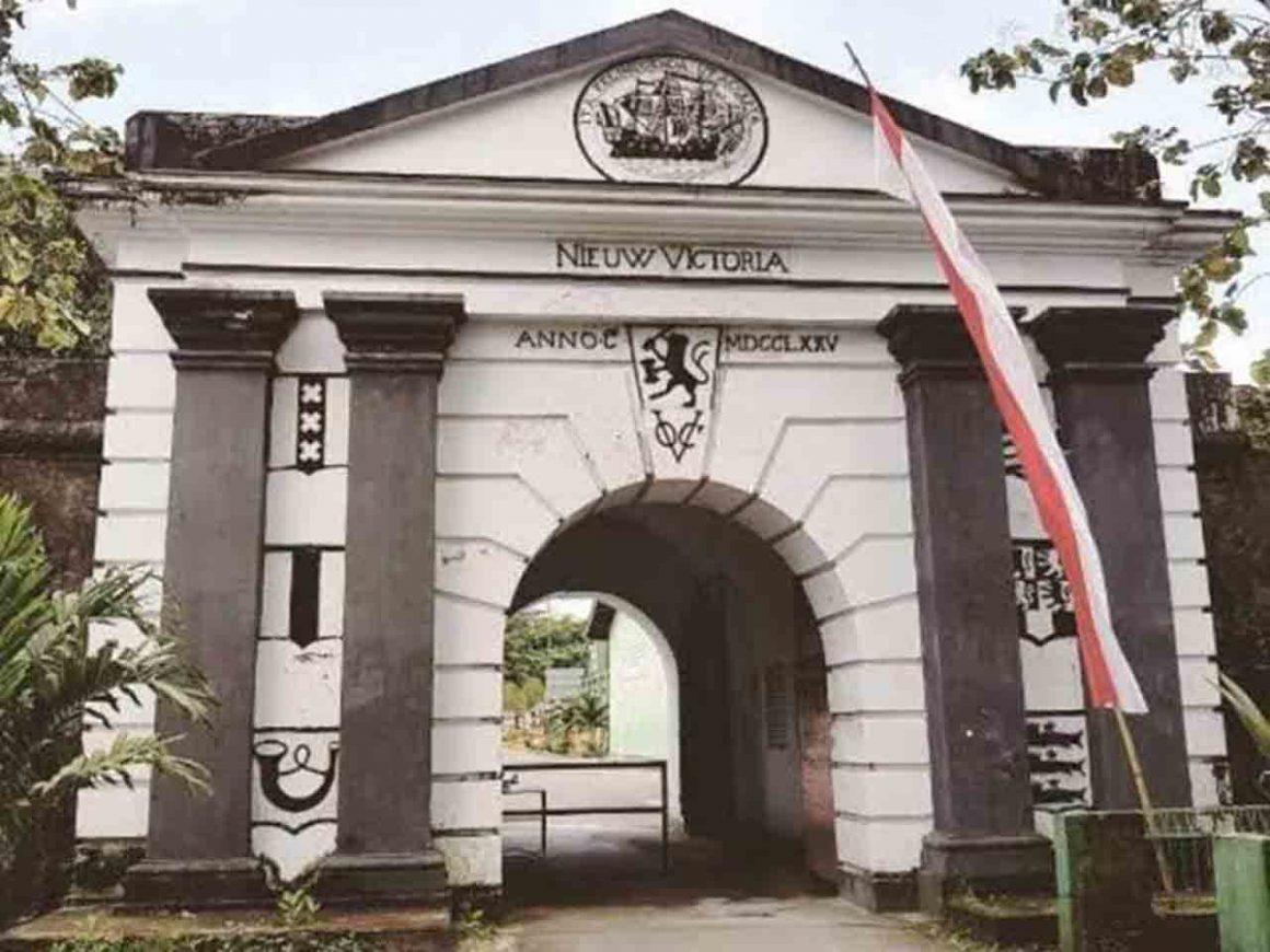 Wisata Sejarah di Ambon