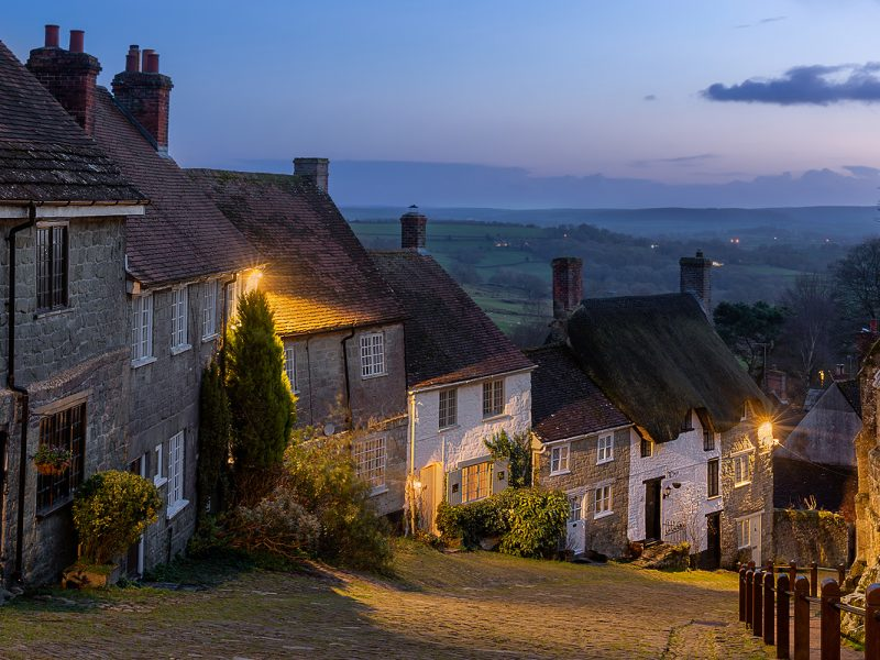 Places to Visit in Shaftesbury, Dorset