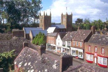 Wimborne Model Town, Dorset
